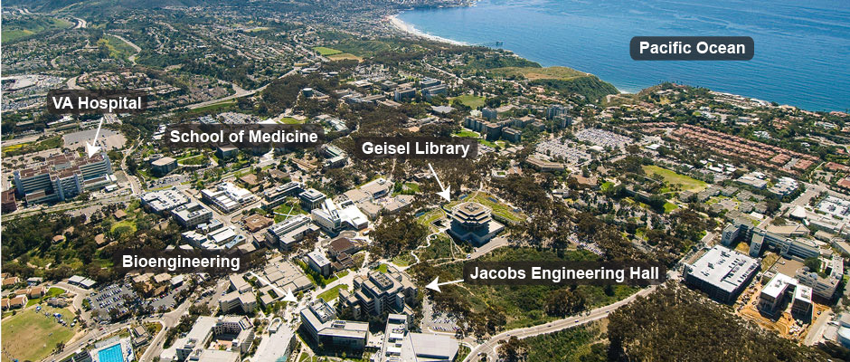 Natural Science Ucsd